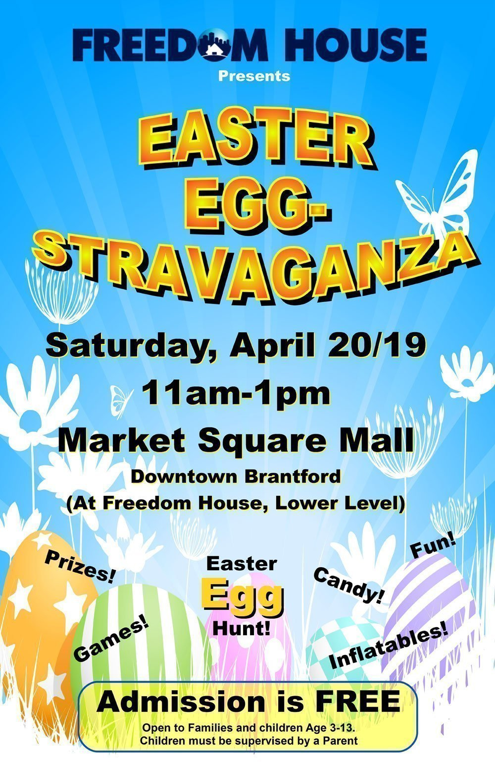 2019 Eggstravaganza - April 20th