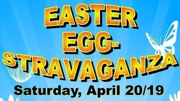 2019 Eggstravaganza - April 20th