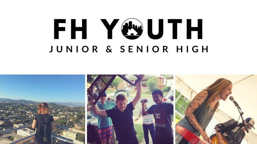 YOUTH | Grades 6-8 & Grades 9-12